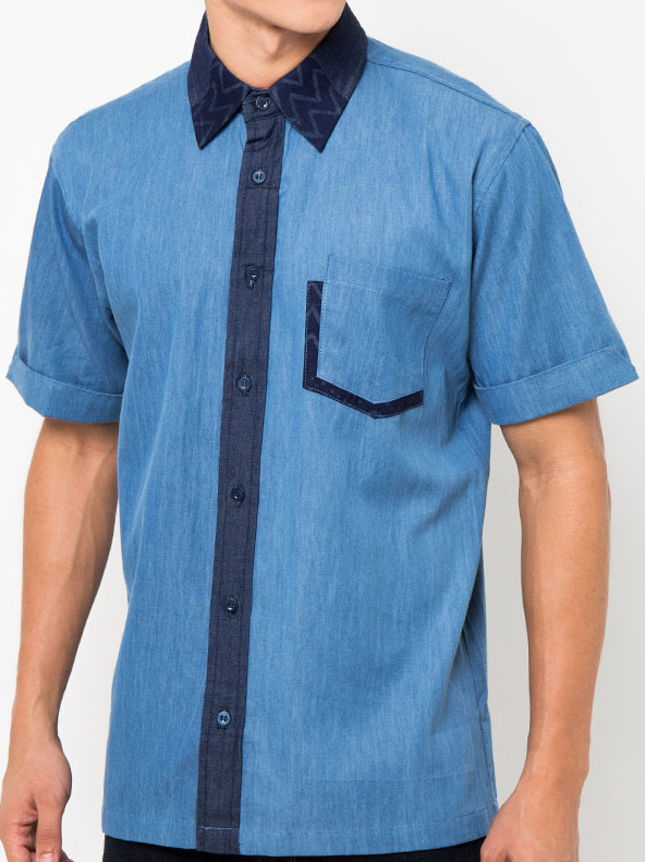 Sava Shirt [Light Blue]